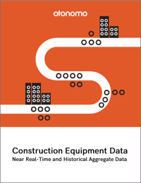 construction equipment data
