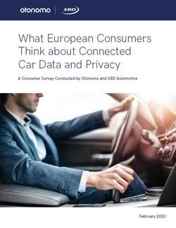 SBD European Consumer Survey